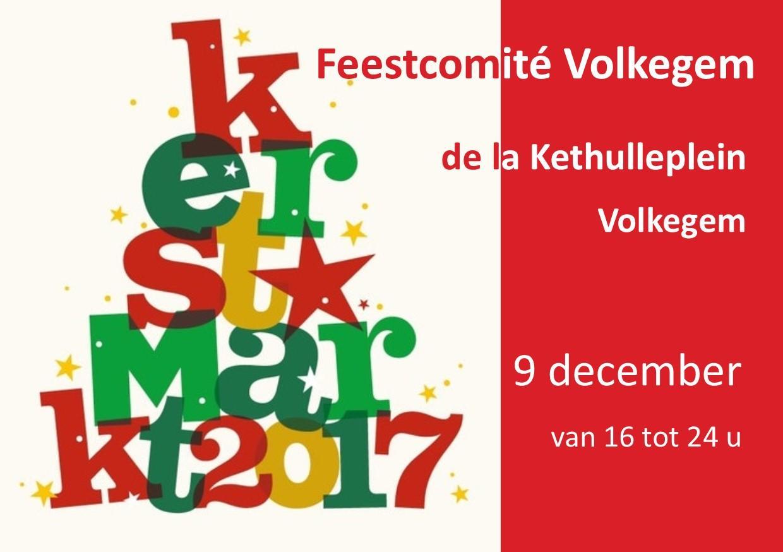 Vv Volkegem Activiteiten Kerstmarkt Volkegem