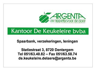 argenta - bart dekeukeleire